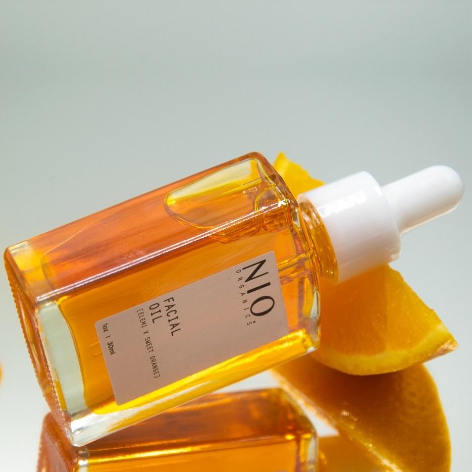 Nio organics - Facial Oil [Elemi X Sweet orange]