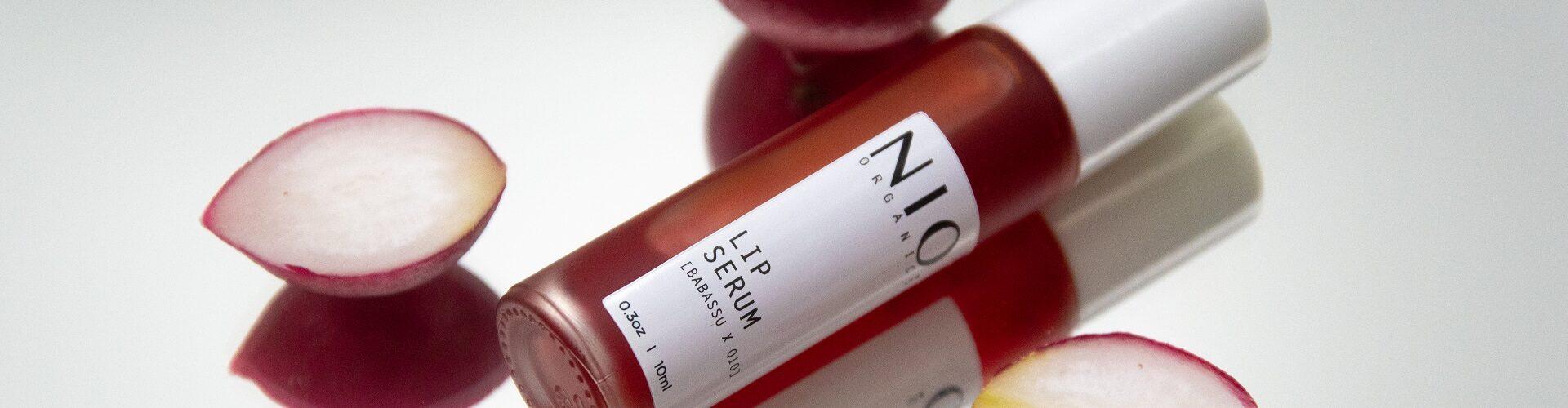 Nio organics - Lip Serum [Babassu X Q10]
