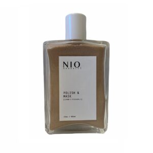 Nio organics - Polish & Mask [Lemon X Pineapple]