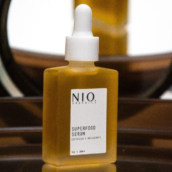 Nio organics Superfood Serum